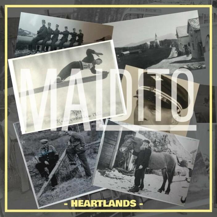Coveret til plata Heartlands