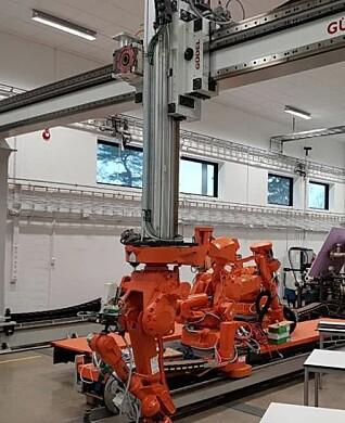 Moderne industriroboter kommer i mange former og fasonger, og ikke minst; med mange funksjoner.