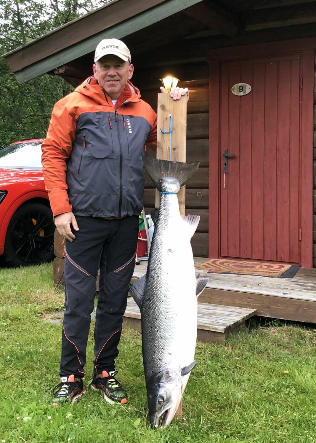 Leif Gundersen, 19.0 kg