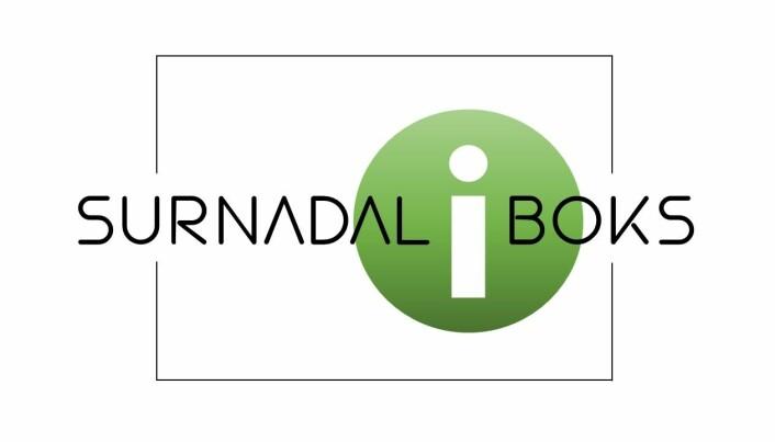 Slik ser logoen til Surnadal i boks ut.