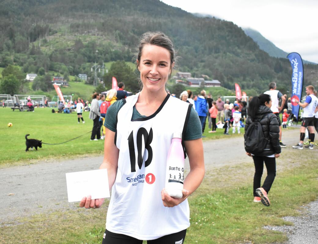 Lisabeth Sæterbø vant dameklassen