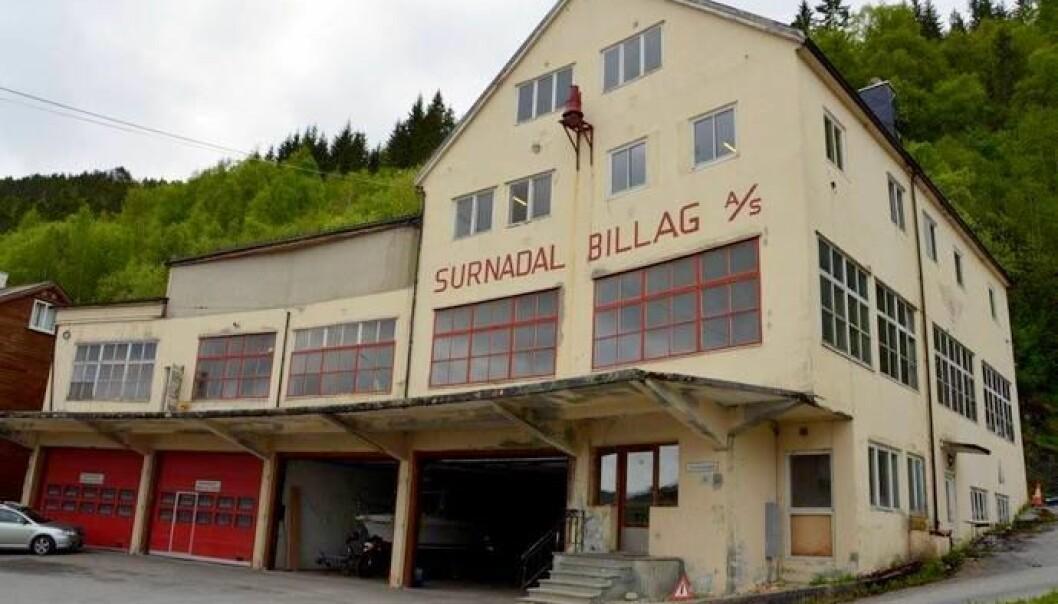 Surnadal billag
