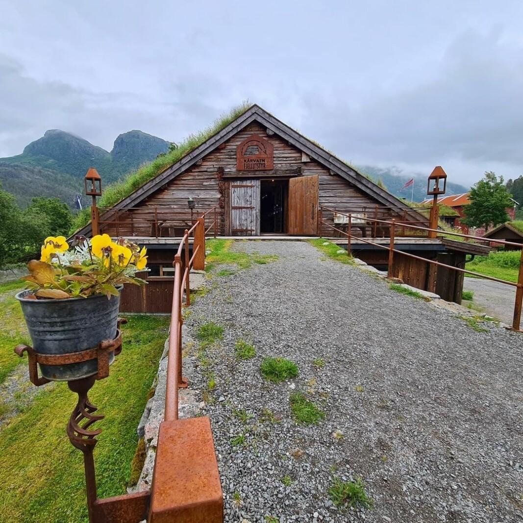Alltid kjekt å besøke Norges koseligste fjellutstyrsbutikk @kaarvatnfjellutstyr