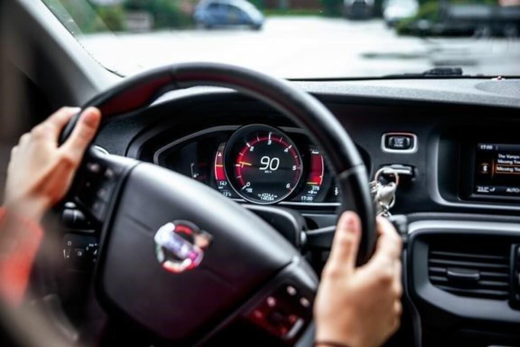 3 av 5 sier det er greit å kjøre litt for fort, viser fersk undersøkelse.