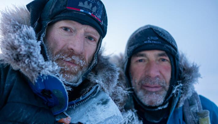 Børge Ousland og Mike Horn.