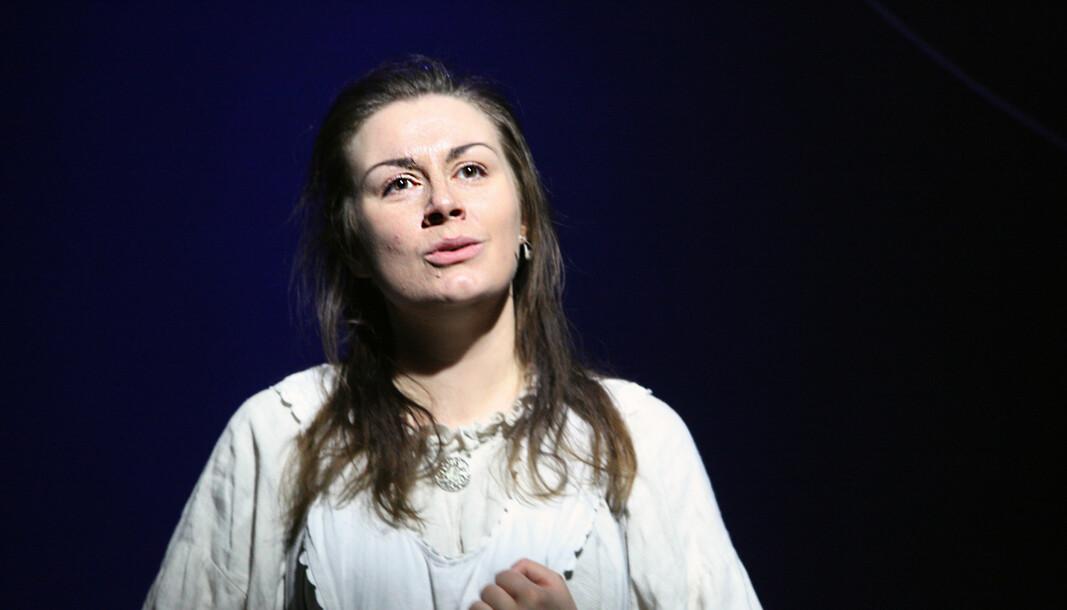 Sigrid Vetleseter Bøe blir igjen å høre i rolla som Ingrid, inspirert av Ingrid Sjølseth frå Øksendalen.