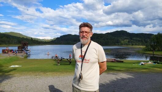 En travel daglig leder for Norsk Vandrefestival, Tom Godtland, forteller at det meste er klart, men at det fremdeles er noe som står igjen i siste liten.