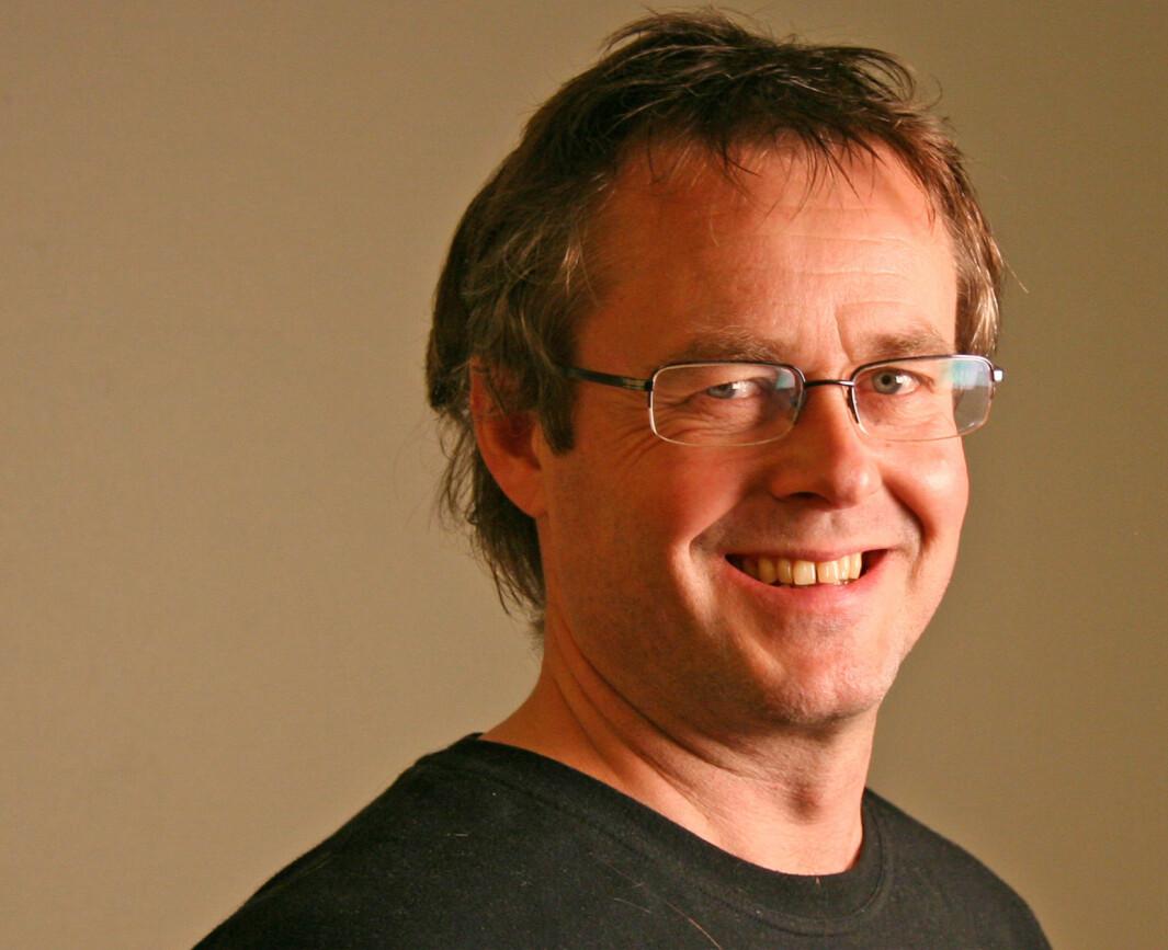 Arnodd Håpnes, biolog i Naturvernforbundet