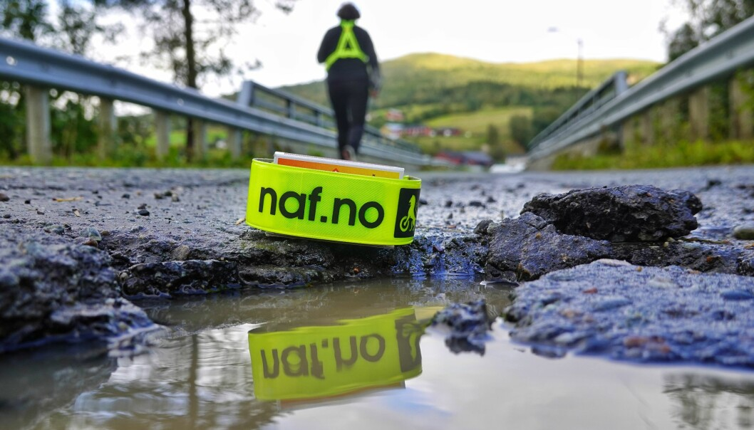 NAF sin lokalavdeling prøver å synliggjøre dårlig vedlikehold.