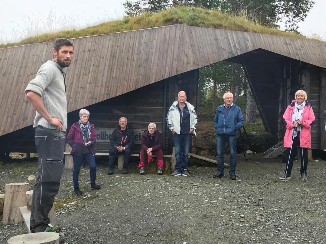 Orientering om Trollheimstunet og iTrollheimen