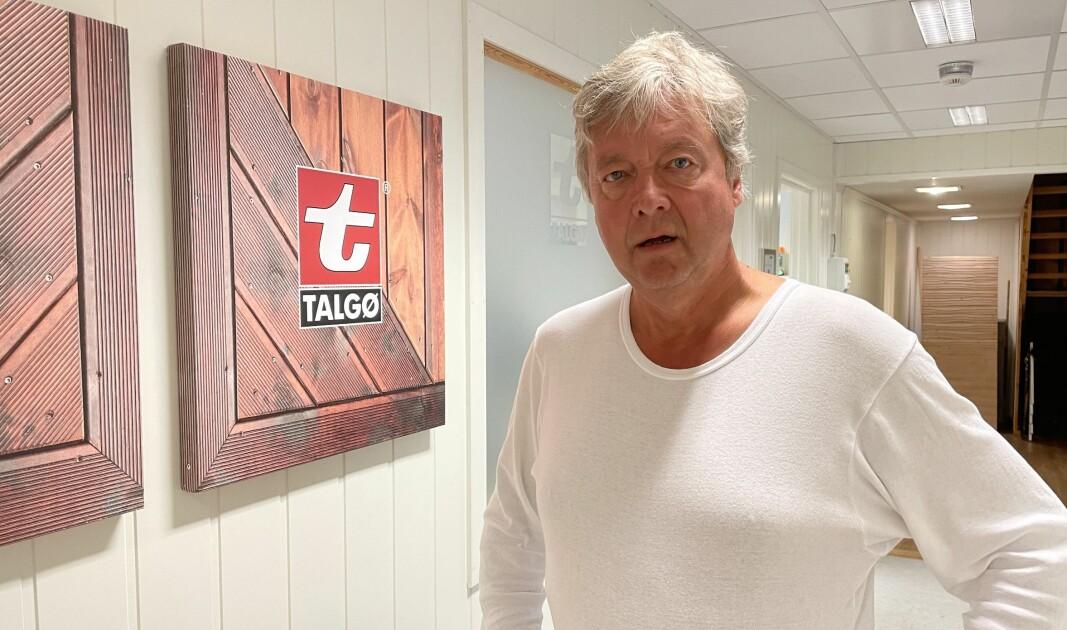 Terje Talgø