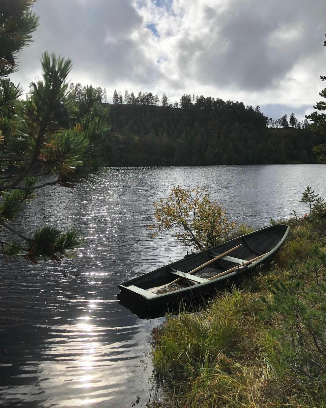 #langvatnet #nordmarka