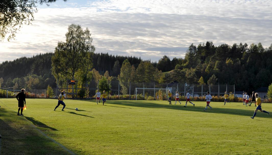 Rindal tapte heime mot serieleiar Strindheim 2 fredag.