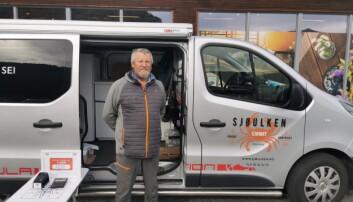 Johan Rangnes driver Sjøulken