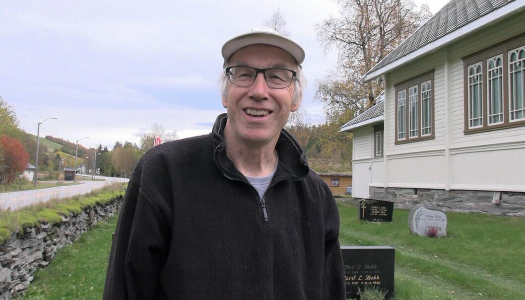Bjarne Nordlund.