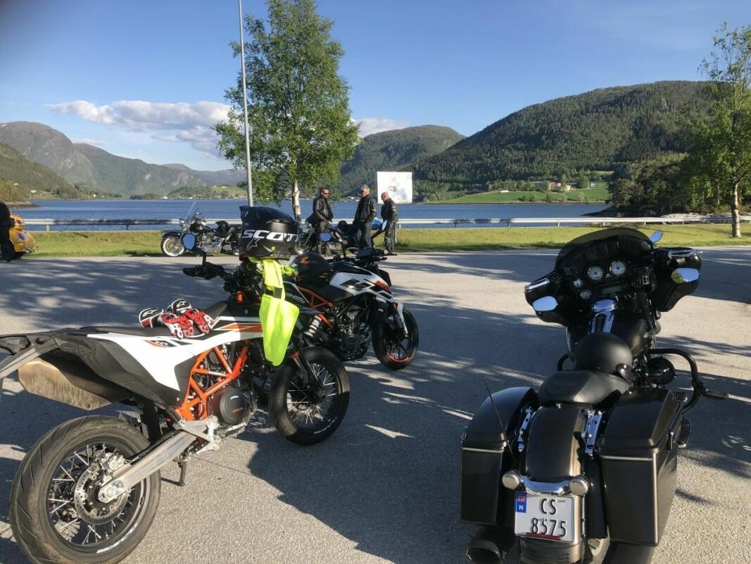 Onsdagstur til Valsøya